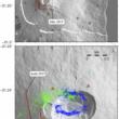 Comment localiser une remontée profonde de magma au Piton de la Fournaise