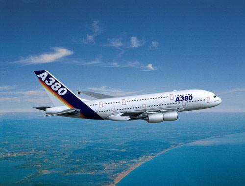 Superstructure L AirBus A380 preview 0