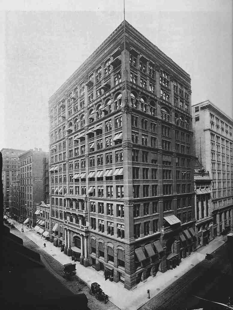 L 39 historique des records de 1884 1930 for Homeowners insurance for new construction