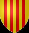 Blason de Catalogne.