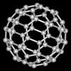 Une molécule de fullerène