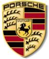 Ecusson Porsche