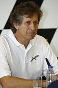 Mario Illien, co-fondateur d'Ilmor