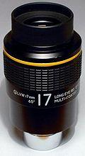 Vixen LVW 17 mm.