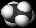 Représentations de l'éthane
