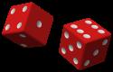 Un exemple de variable aléatoire: le résultat du jet d'un dé
