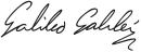 Galileo Signature.svg