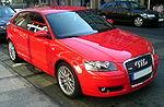 Audi A3 avec S-Line