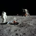 La mission Apollo 11 sur la Lune