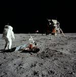 La mission Apollo 11 sur la Lune
