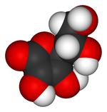 Modèle 3D de la molécule