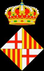 Blason de Barcelone