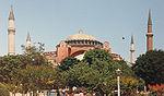 Basilique Hagia Sofia, Istanbul