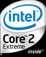 Logo des Core 2 Extreme (Conroe XE)