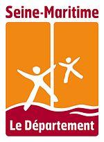 Nouveau logo (2005) du département de la Seine-Maritime