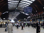 Paddington, une des 14 gares de Londres