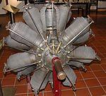 Moteur en double �toile � 14 cylindres