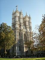 Abbaye de Westminster.