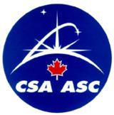 Logo de l'agence spatiale canadienne