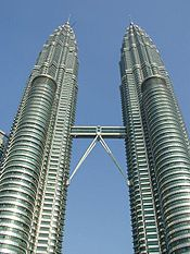 Tours jumelles Petronas