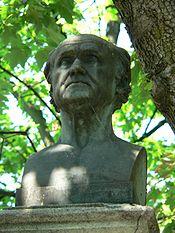 Buste d'Abraham Louis Bréguet au Père-Lachaise