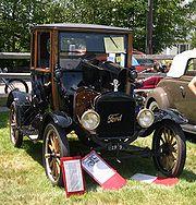 Ford Model T Highboy de 1919