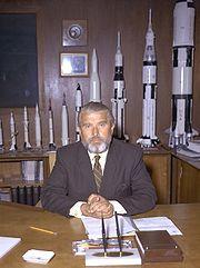 Von Braun, le 2 février 1970.