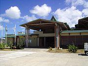 L'aéroport régional Sir Gaëtan Duval, à Plaine Corail