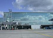 Une des aérogares de l'aéroport de Francfort