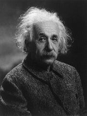 Albert Einstein en 1947.