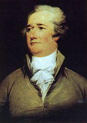 Alexander Hamilton, l'adversaire politique de Jefferson