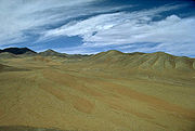 Un désert hyperaride: Atacama, Chili