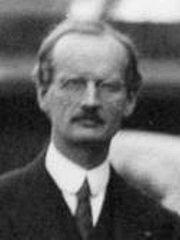 Auguste Piccard en 1927