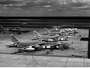 Des B-47E sur leur base