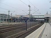 Station de Fernbahnhof Düsseldorf Flughafen