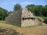Porte du Rebout, oppidum de Bibracte