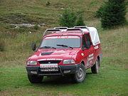 Dacia Pick-Up 4×4