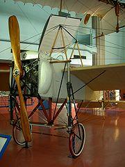 Blériot XI-2 préparé par Adolphe Pégoud