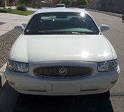 Une Buick LeSabre actuelle