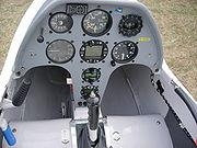 Instrumentation d'un planeur moderne