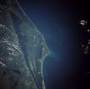 Cap Canaveral.