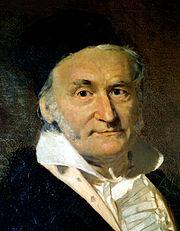 Gauss.