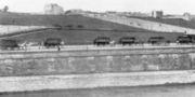 «Chemin-de-fer Américain», lors de l'exposition de 1867 à Paris