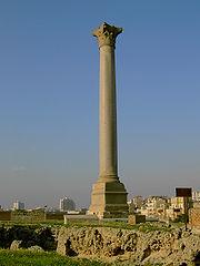 colonne pompée