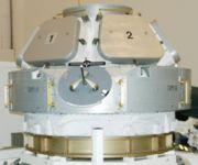 ISS Cupola au Centre de préparation des éléments de la Station spatiale