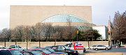 Morton H. Meyerson Symphony Center, construit par I. M. Pei, Dallas