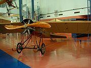 Deperdussin Type B au  musée du Bourget