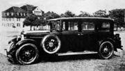 Selve 12/50  Sélecta, limousine pullman 7 places, 1928
