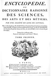 Cover of the en:Encyclopédie. Resized to 600px width