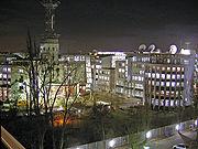 Siège d'EUMETSAT, à Darmstadt, en Allemagne